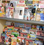 Magazines and entertainment
