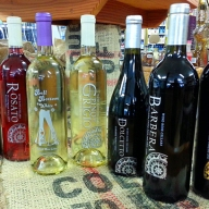 Wind Rose Cellars wines